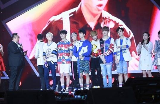 GOT7 NetEase Music Battle 2
