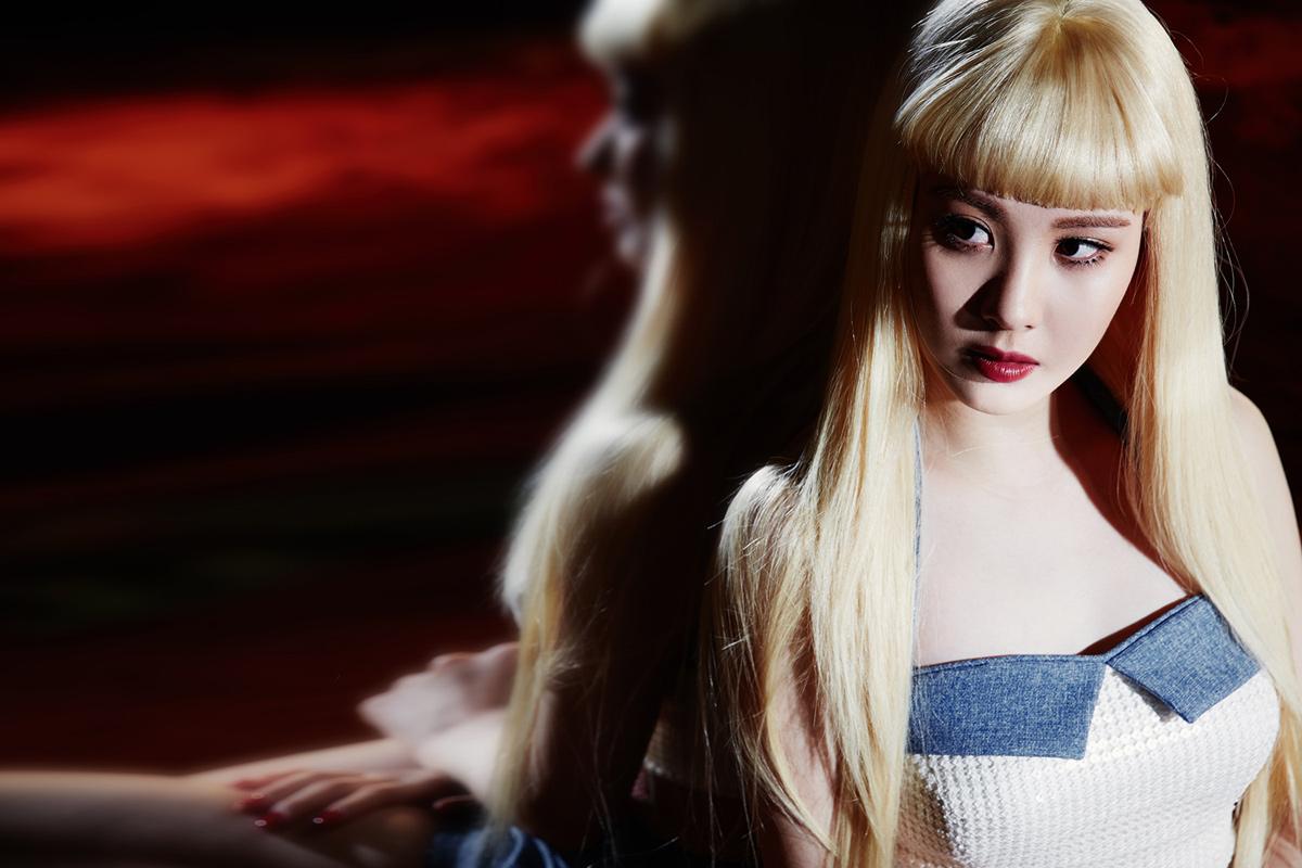 Girls Generation Lion heart 2nd set seohyun