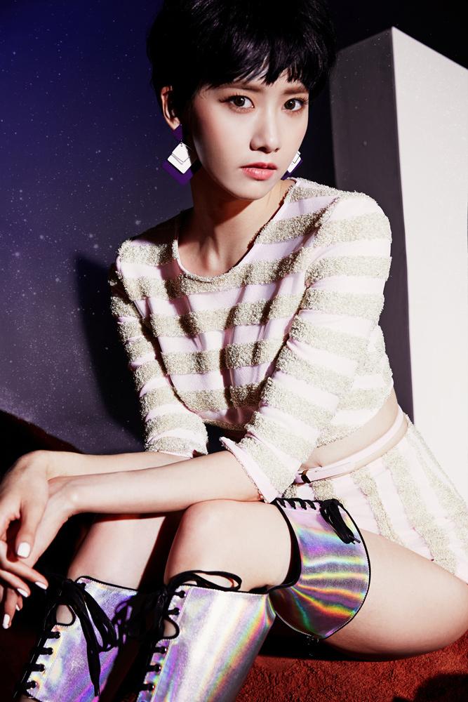 Girls Generation Lion heart 2nd set yoona