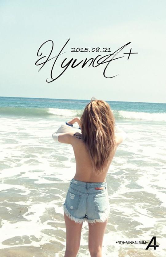 HyunA 2