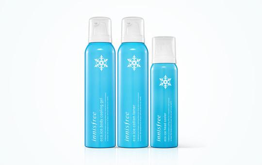 Innisfree Eco Ice Collection