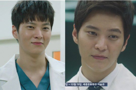 Joo Won - comparison