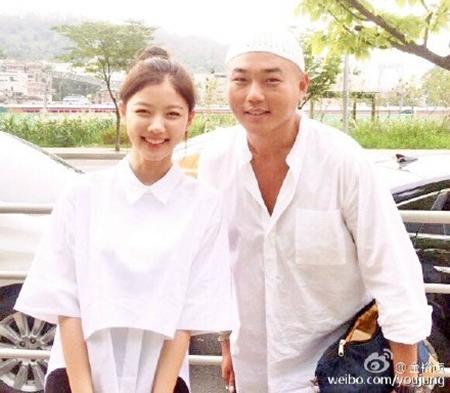 Kim Yoo Jung and Jung Chang Wook