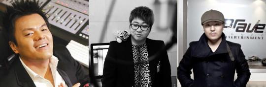 Kpop Producers
