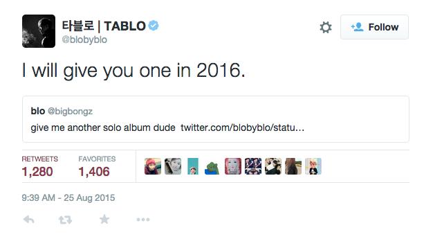 Tablo Twitter