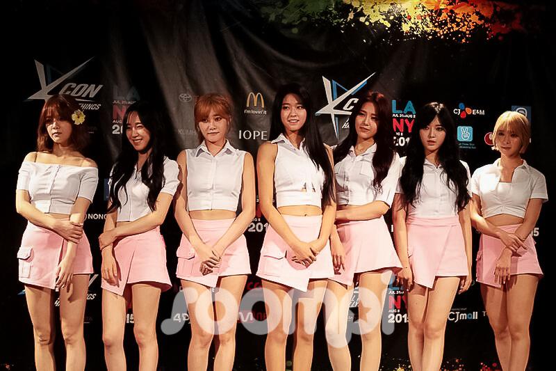 Recap: Girls' Generation, Teen Top, VIXX, and AOA Shine at KCON NY