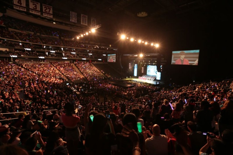 Recap: Girls' Generation, Teen Top, VIXX, and AOA Shine at KCON NY