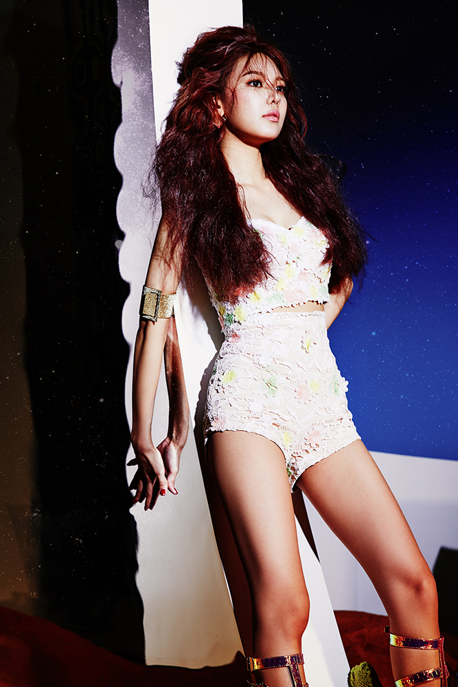 girls generation lion heart sooyoung