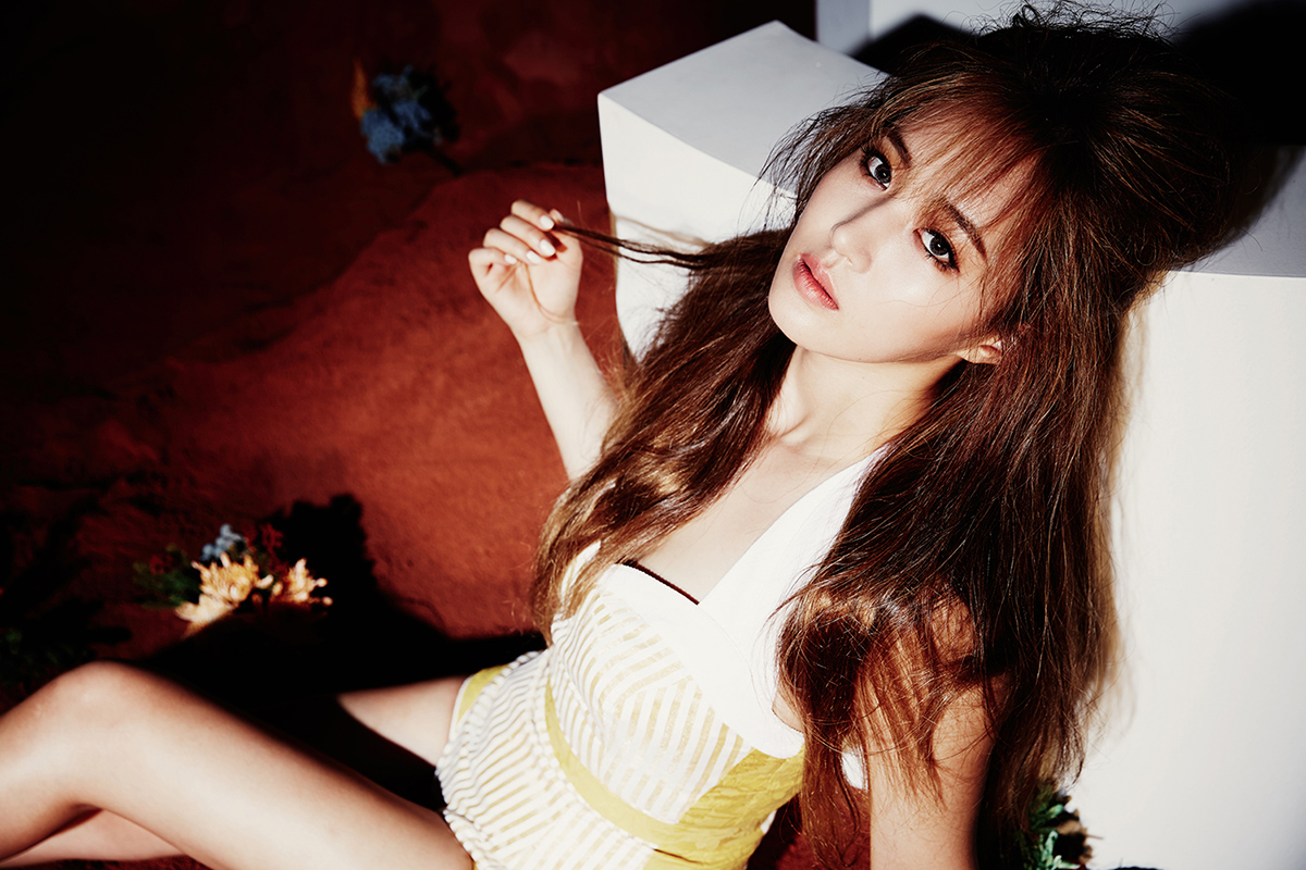 girls generation lion heart yuri