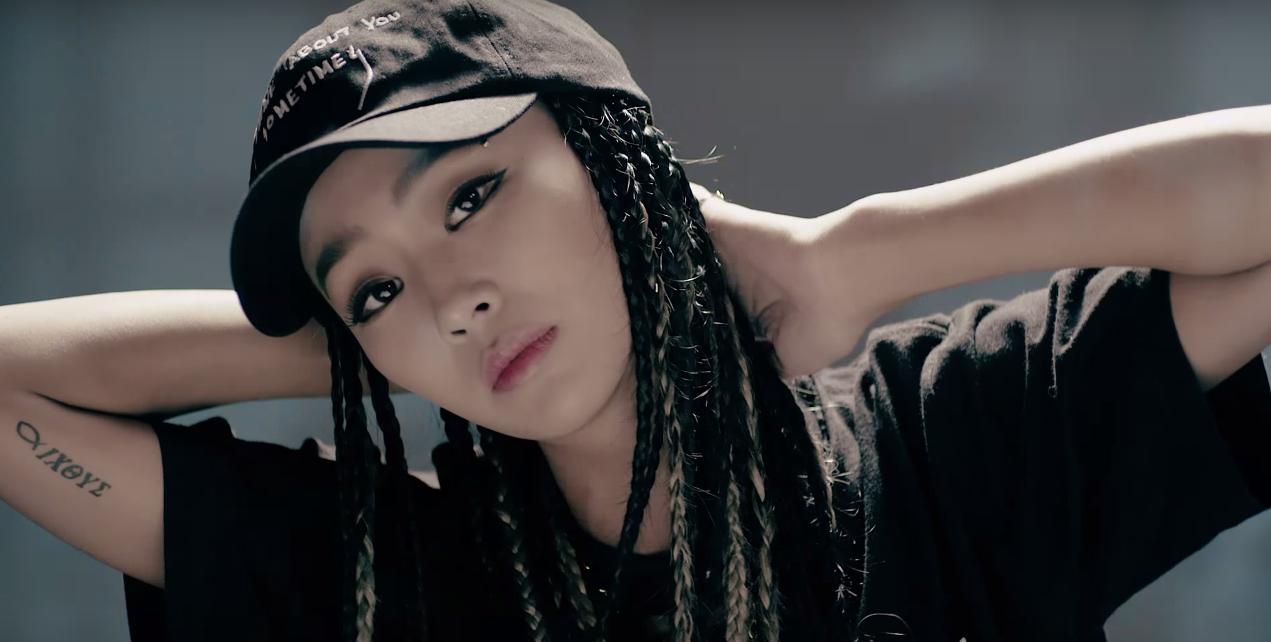 """SISTAR's Hyorin Reveals Why She Joined """"Unpretty Rapstar 2 ...Hyorin Songs"""