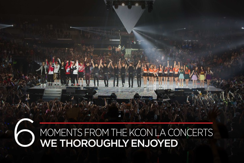 Recap: 6 Moments from the KCON LA Concerts We Thoroughly Enjoyed