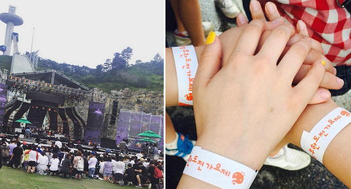music festival-hands