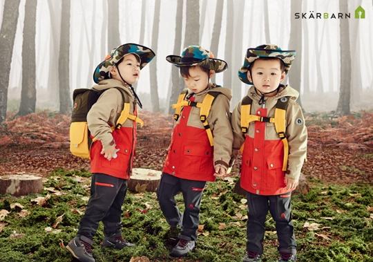 triplets skarbarn 1