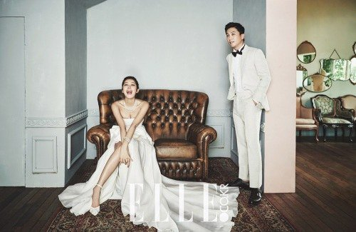 Kim Bin Woo Elle Bride 2