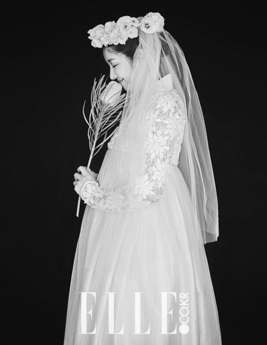 Kim Bin Woo Elle Bride 3