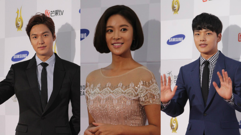 Exclusive: Seoul International Drama Awards 2015 Red Carpet