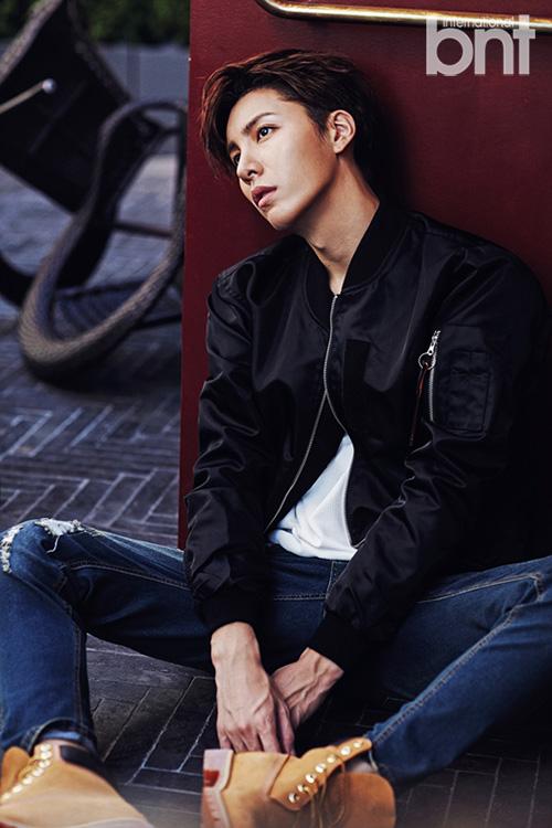 No Min Woo Talks Flower Boys, Role Models, And Celebrity -8361