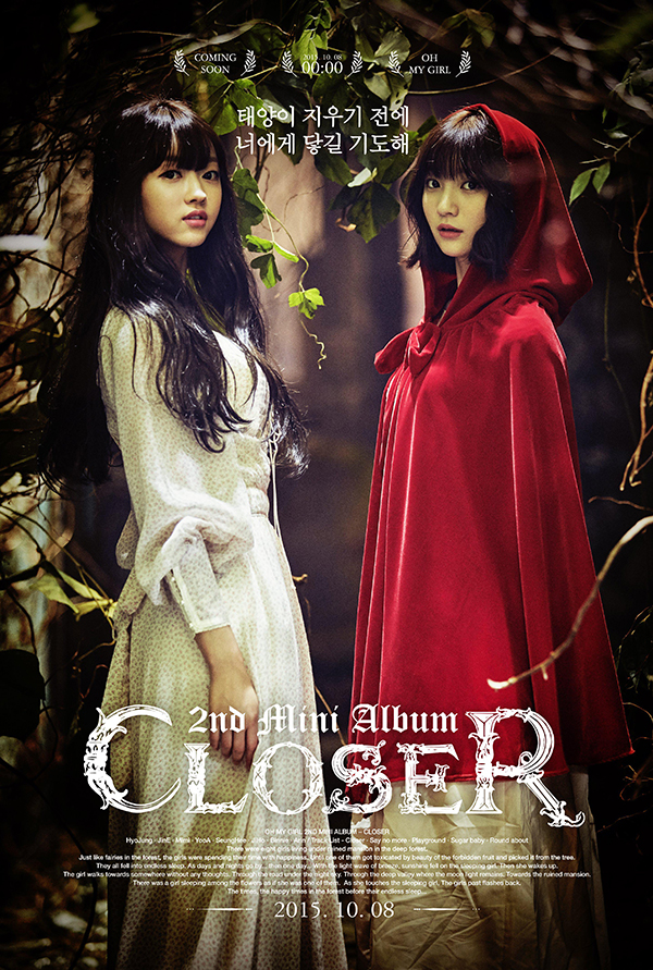 Oh_My_Girl 2nd mini album closer