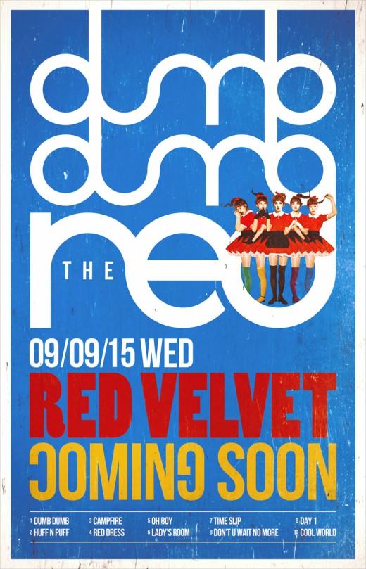 Red Velvet Dumb Dumb 2
