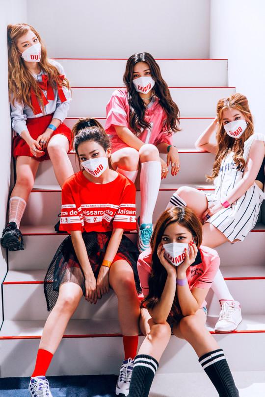Red Velvet Dumb Dumb