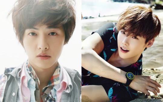 Song Joong Ki Lee Jong Suk