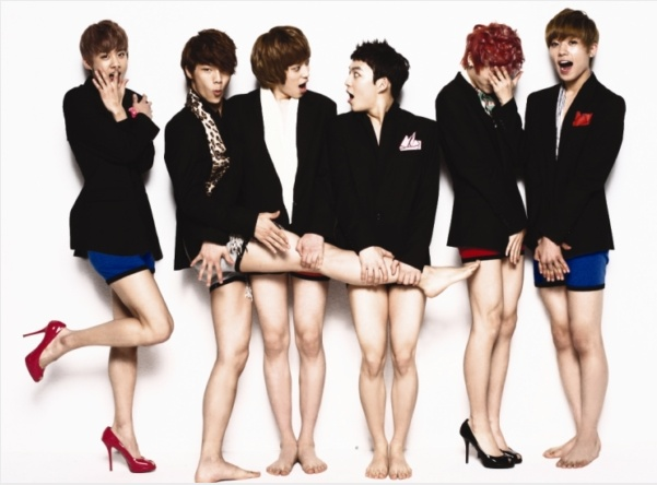 QUIZ: Do You Recognize These Male K-Pop Idols Who Have Prettier Legs Than You?