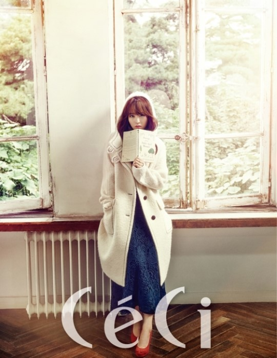 Park Bo Young Says Oh My Ghost Helped Her Get Used To Aegyo Soompi
