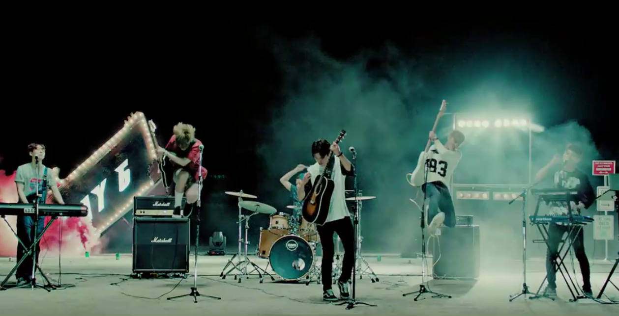 DAY6 Members Reveal Band Rehearsal Clips in Anticipation ...