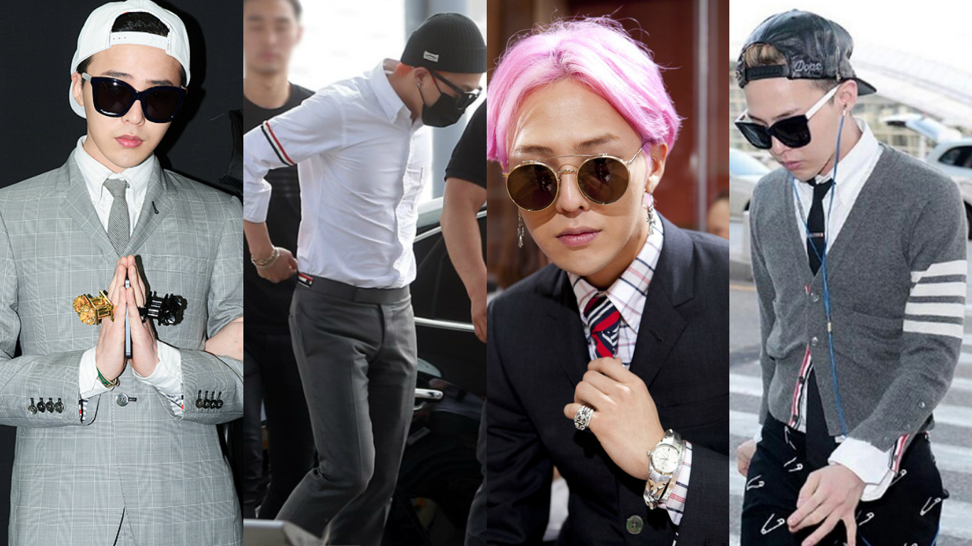 17 Times G Dragon Lived His Best Life