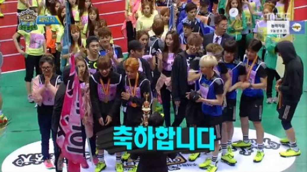 idol star athletics championships final winner