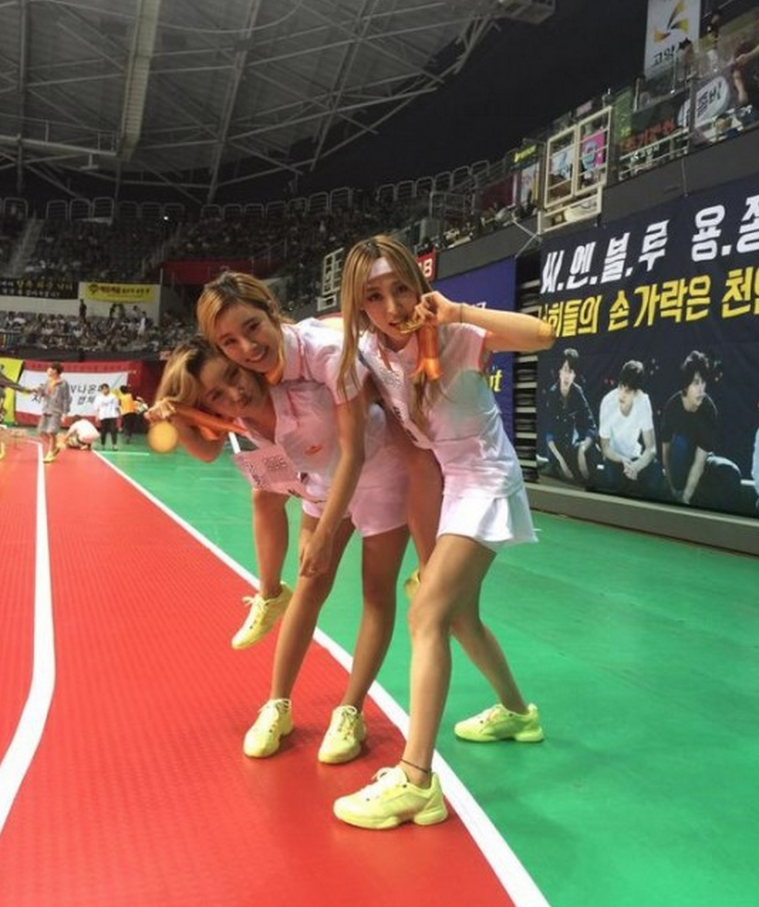 mamamoo archery win 2