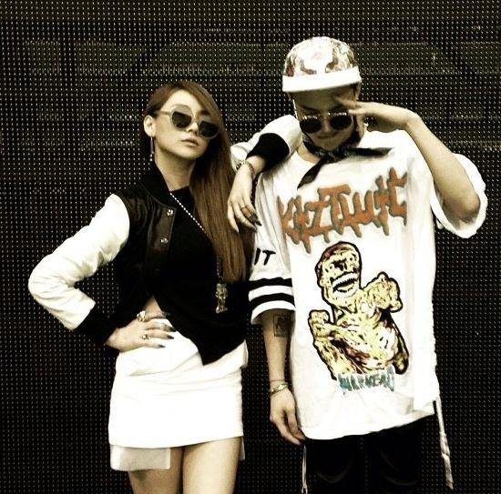 CL instagram