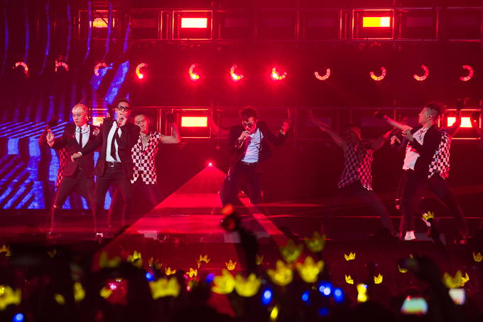 "10 Things We Learned About BIGBANG From Their ""MADE"" Tour in Sydney"