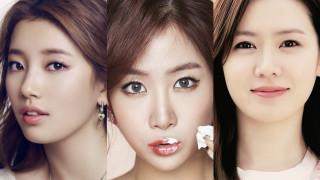 Suzy Soyu Son Ye Jin