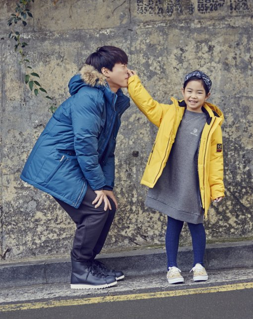 Tablo and Haru Shoot Adorable Father-Daughter Pictorial ...
