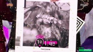 Taeyeon win