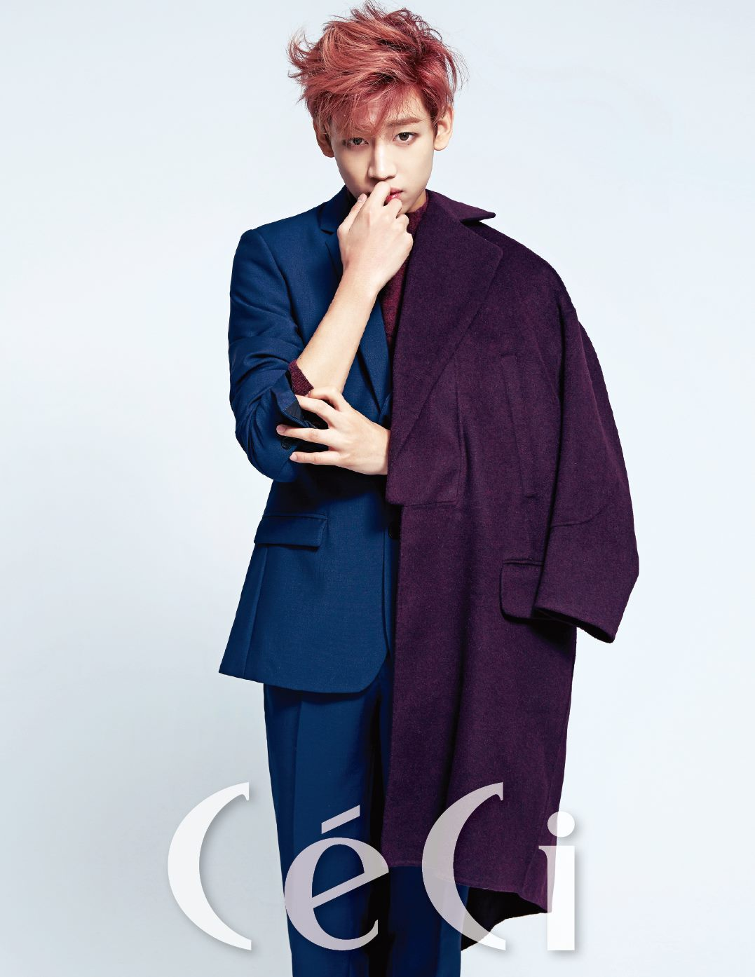 GOT7's BamBam Shows Off His Hidden Manliness in CeCi's ...