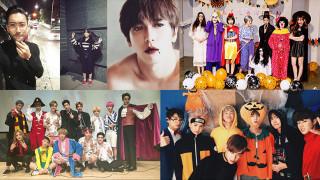 halloween soompi 2015 idols