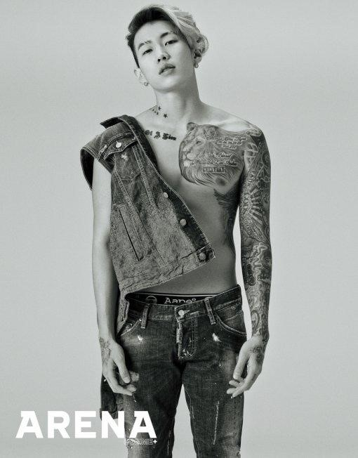 Jay Park Shares His Natural Side For Arena Homme Plus Soompi