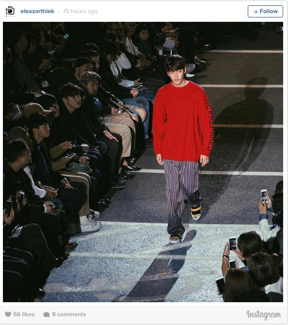 kim woo bin-runway5