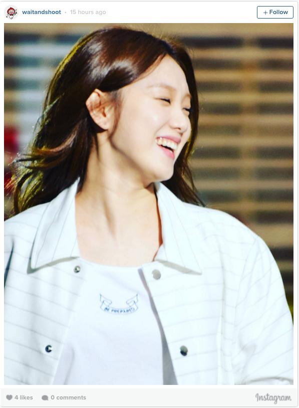 lee sung kyung-runway3