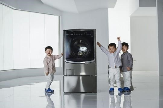 song triplets - LG behind the scenes 2