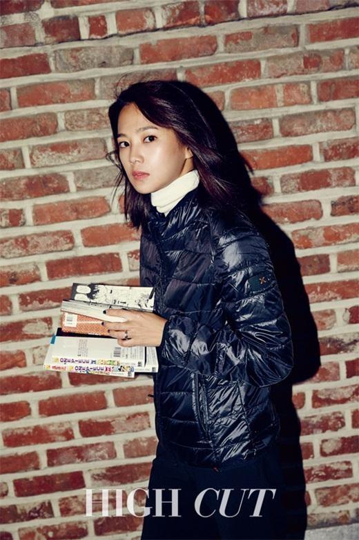 yoon seung ah-high cut 4