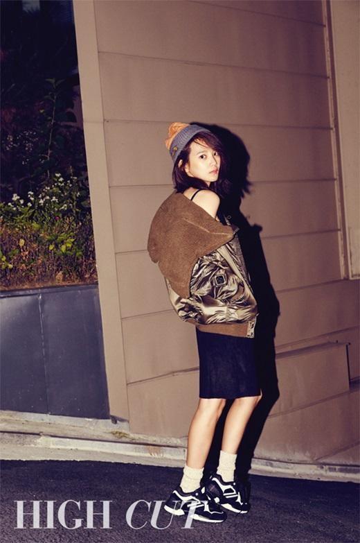yoon seung ah-high cut 5