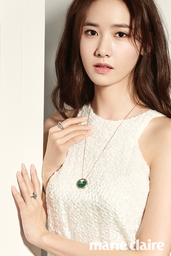 Girls Generation S Yoona Is An Elegant Fall Beauty For