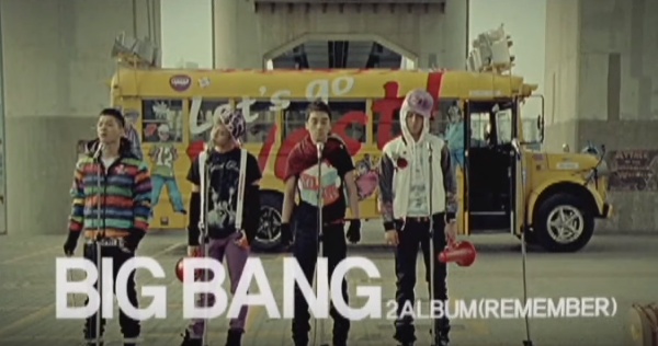 Big Bang Remember