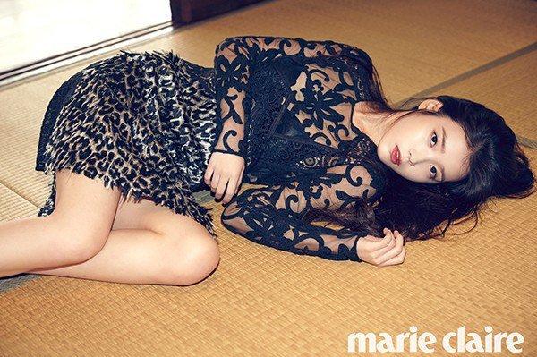 IU Marie Claire 1