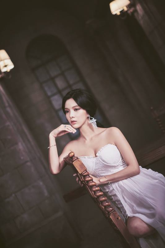 Nine Muses Lost - so jin