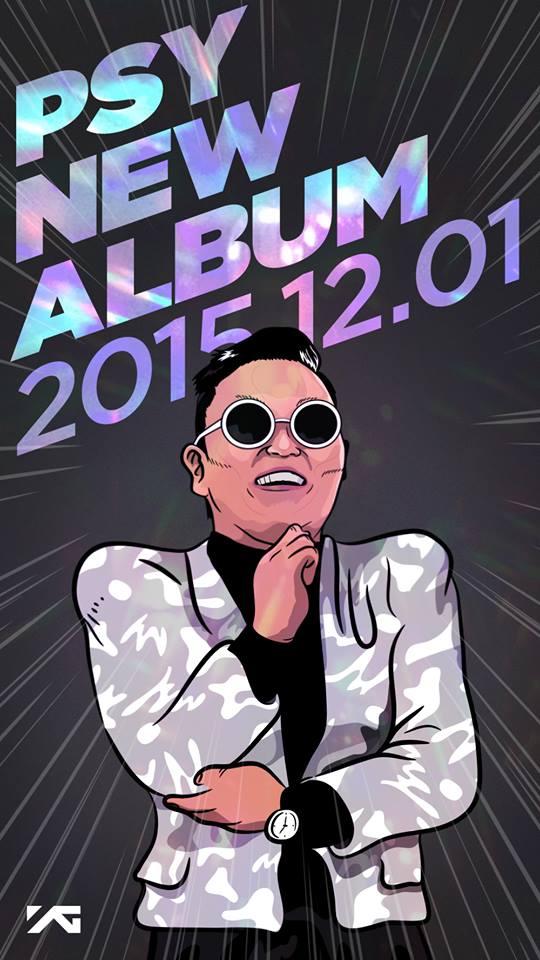 PSY new album