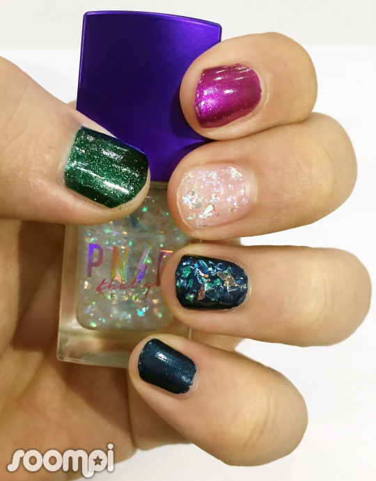 Pony Effect Nail Swatches
